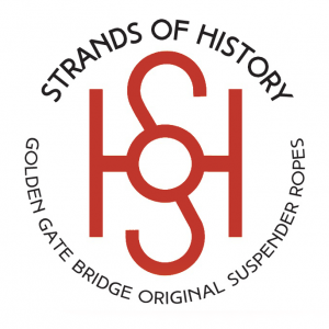 Strands of History logo