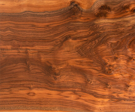 Strands of History - Materials - Wood Claro Walnut